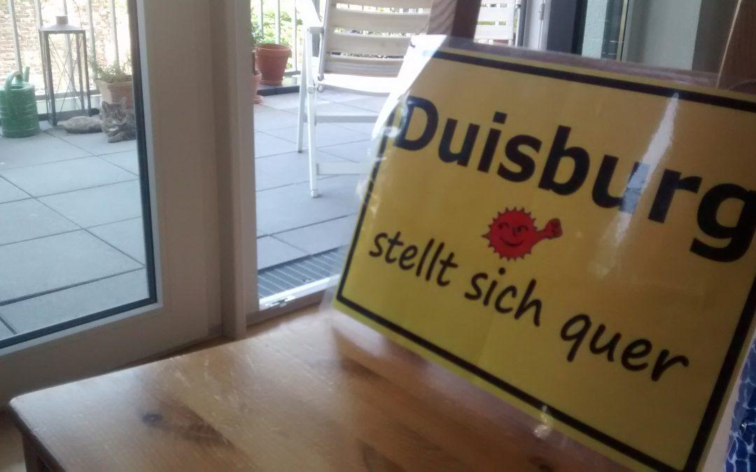 4. Etappe: Von Duisburg nach Neuss-Reuschenberg