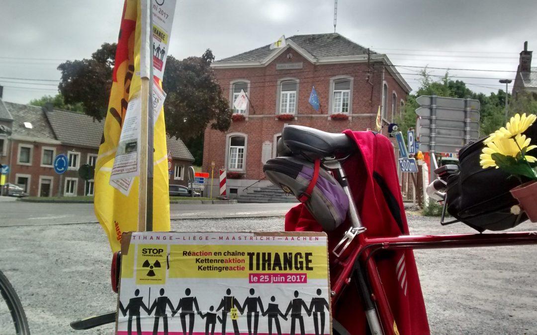 6. Etappe: Durchs niederländische Hochgebirge nach Esneux